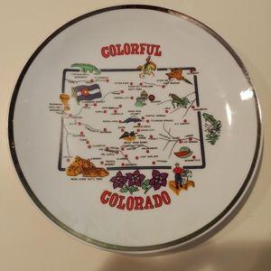 Colorful Colorado collectors Hanging plate
